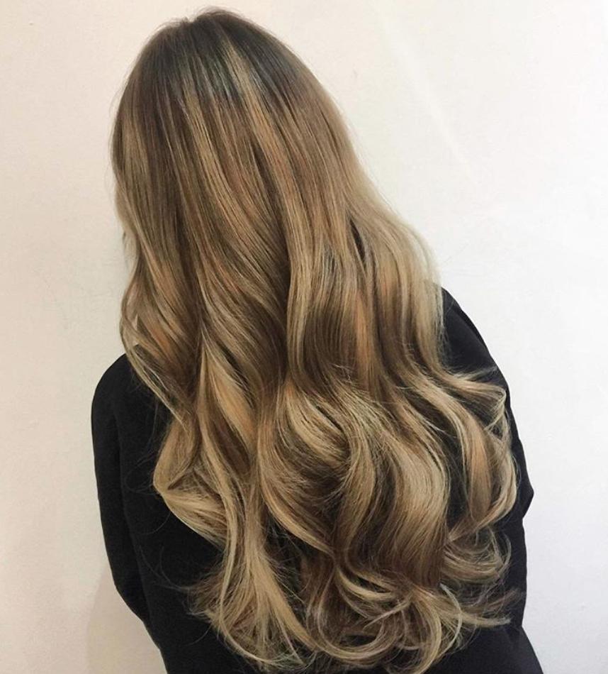 The Posh Hair Hair Extensions Boutique Double Drawn Full Head Clip