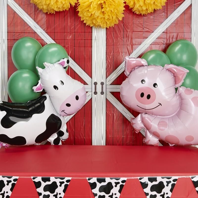 DIY Barnyard Party Ideas | Barnyard party, Birthdays and ...