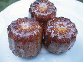 Mini-cannelés bordelais : la meilleure recette