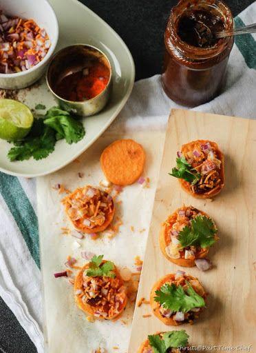 Sweet potato chaat bites an indian street food inspired snack sweet potato chaat bites an indian street food inspired snack forumfinder Gallery