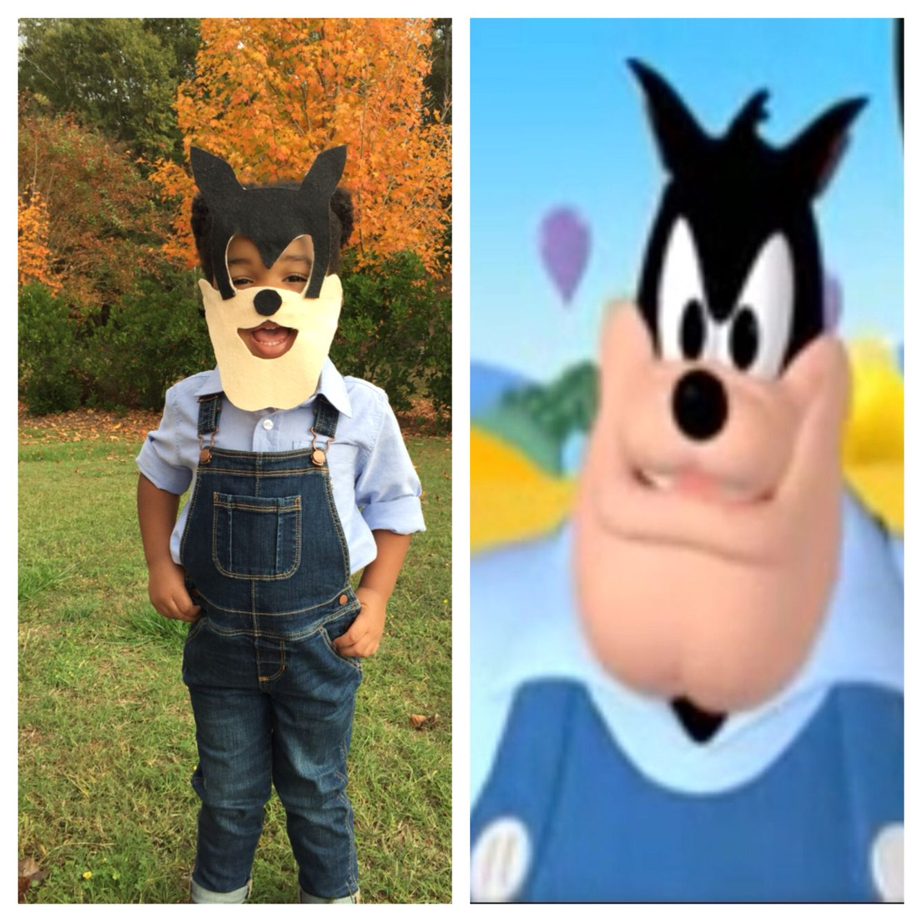 pete from mickey mouse clubhouse costume! | babes | pinterest