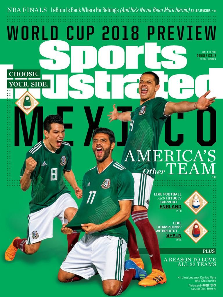 Sports Illustrated Magazine Subscription In 2020 World Soccer Magazine Sports Illustrated World Cup 2018