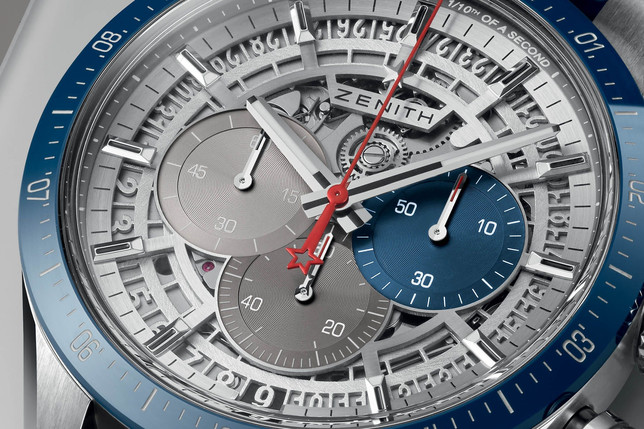 Zenith Chronomaster 2 – The Next Big Step Forward for the El Primero #monochromewatches