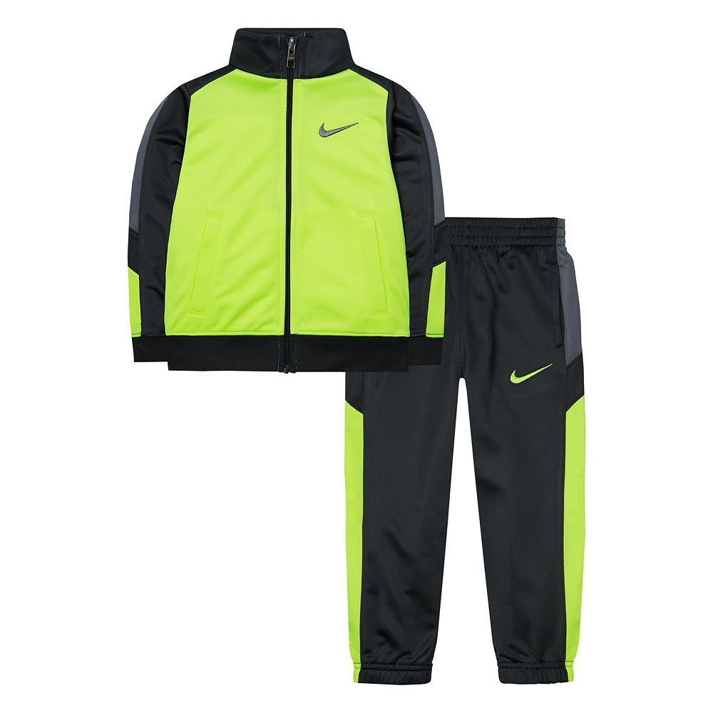 Boys 4-7 Nike Colorblock Warm-Up Jacket   Pants Set  e8af367ef