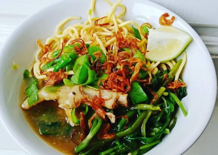 Resep Lo Mie Bandung Oleh Amiamelia Resep Resep Masakan Masakan Resep