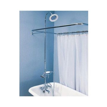 Strom Living 57x31 Tub Shower Complete Enclosure Shower Tub Shower Enclosure Shower Conversion