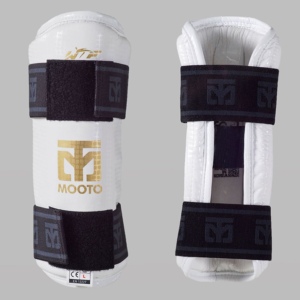 MMA Arm Elbow Protector Guards Mooto Martial Arts Tae Kwon Do Hapkido Karate TKD