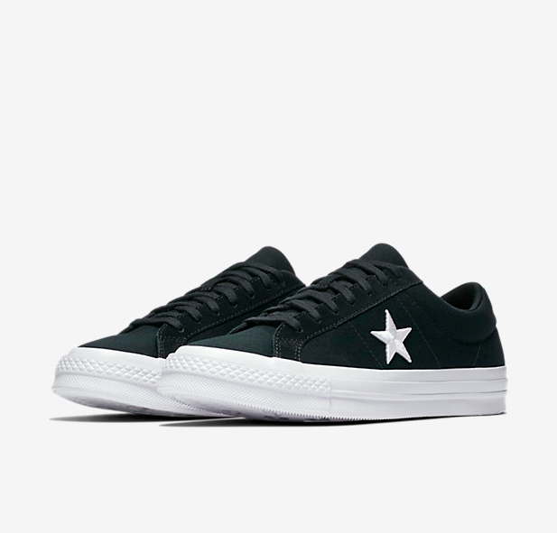 CONVERSE ONE STAR COUNTRY PRIDE CANVAS