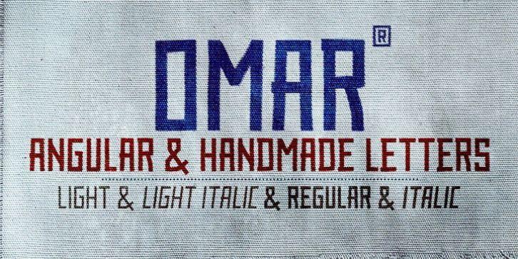 Omar font download