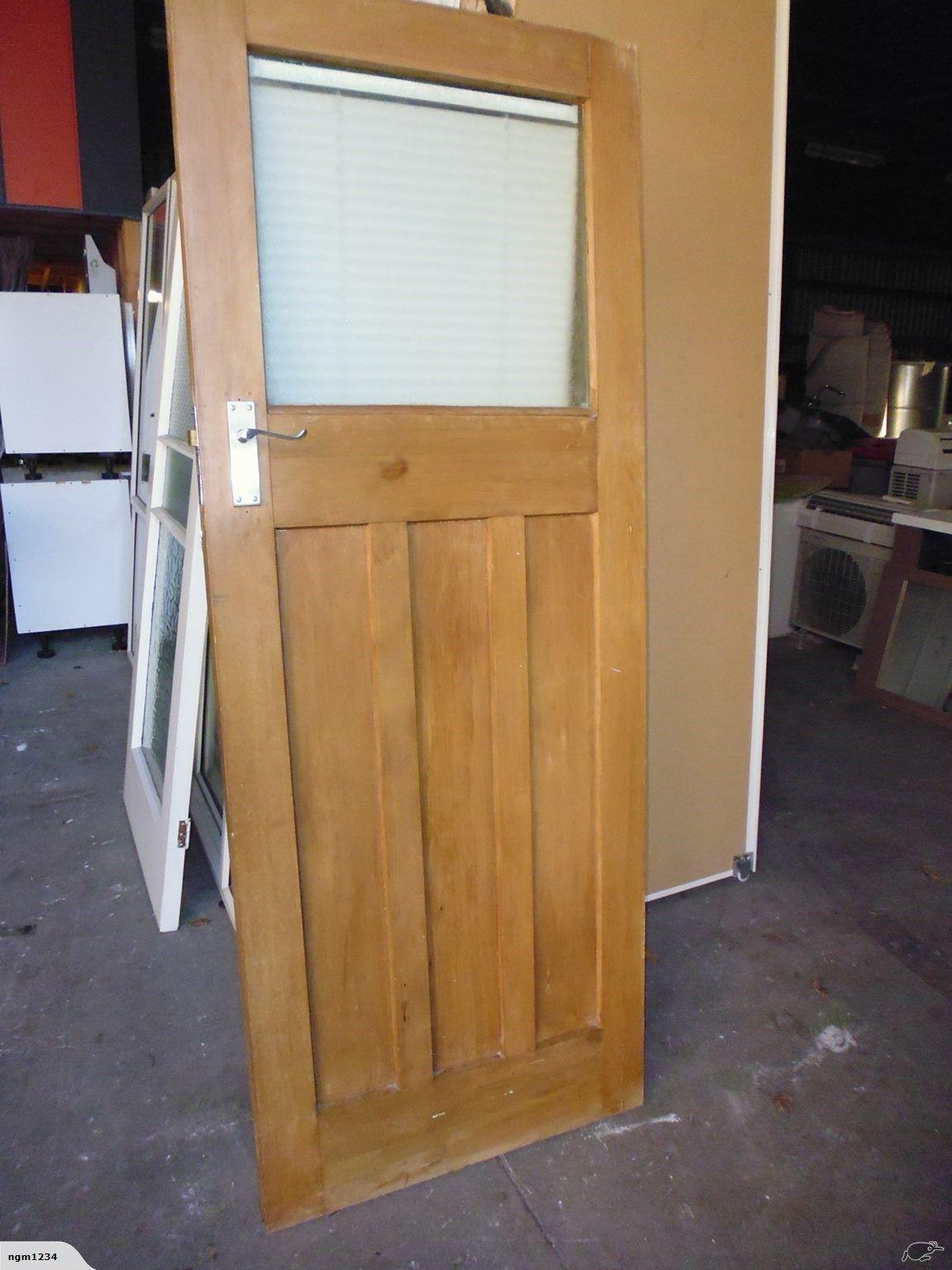 Rimu Door (petrieD) | Trade Me | Wooden doors interior ...
