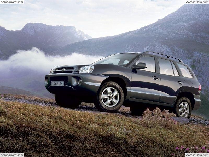 Hyundai Santa Fe (2005)