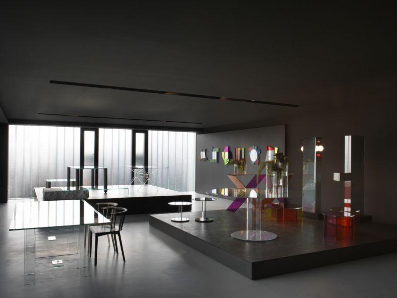 GLAS ITALIA headquarters - Macherio, Italy | project Piero Lissoni | ph Cesare Chimenti