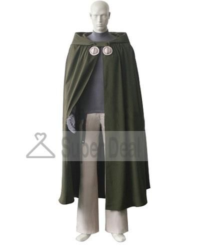 mens hooded cape pattern - Google Search | Burning Man Costume