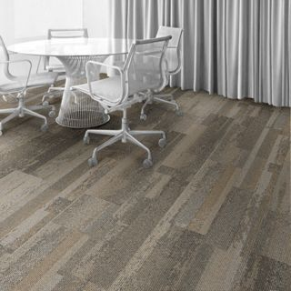 Reclaim Commercial Carpet Tile Interface