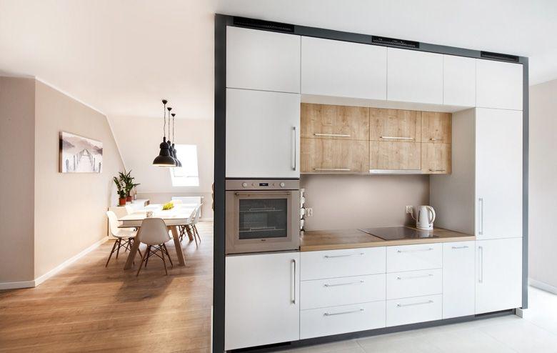 Kuchnie Otwarte Na Salon Aranzacje Kitchen Design Kitchen Kitchen Cabinets