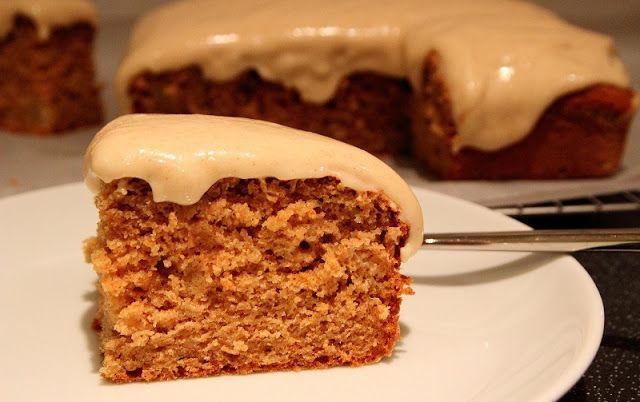 Almost Grandma's Applesauce Cake