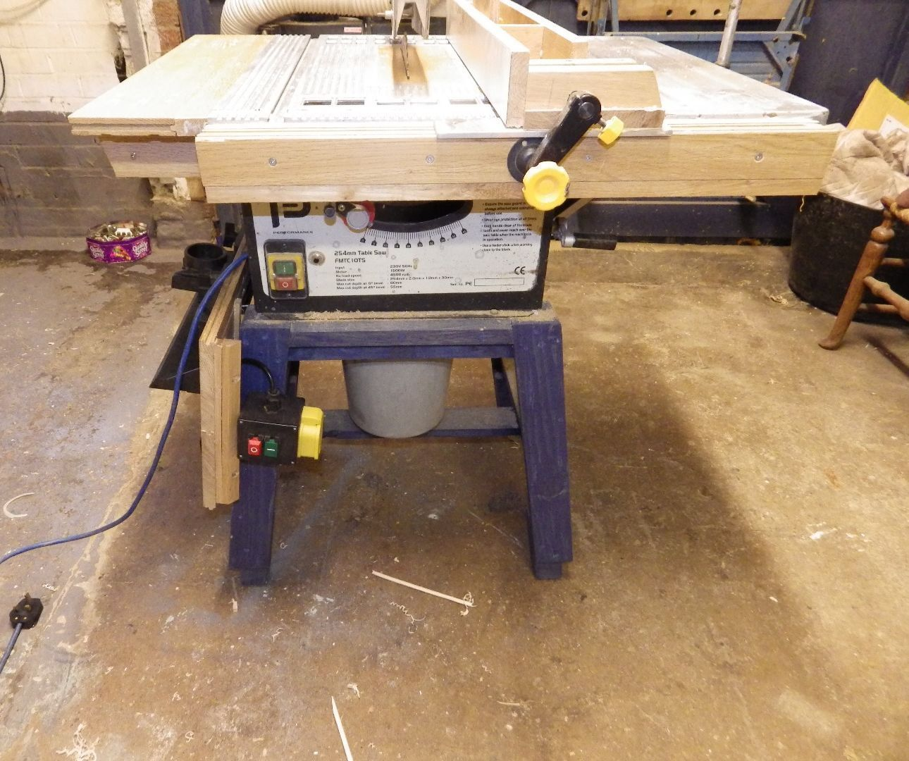 How To Make A Crappy Table Saw Into A Good One Table Saw Table