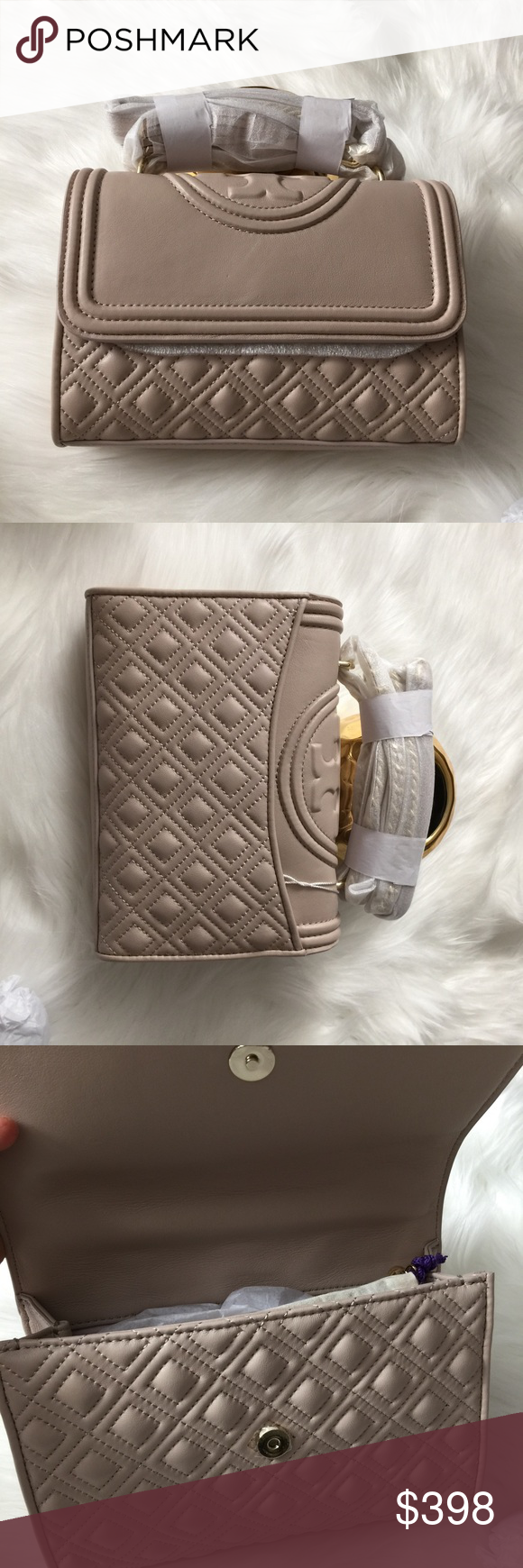 331fa8bc19b3 Tory Burch Fleming Small Convertible Shoulder Bag Brand new with bag and  dust bag. All