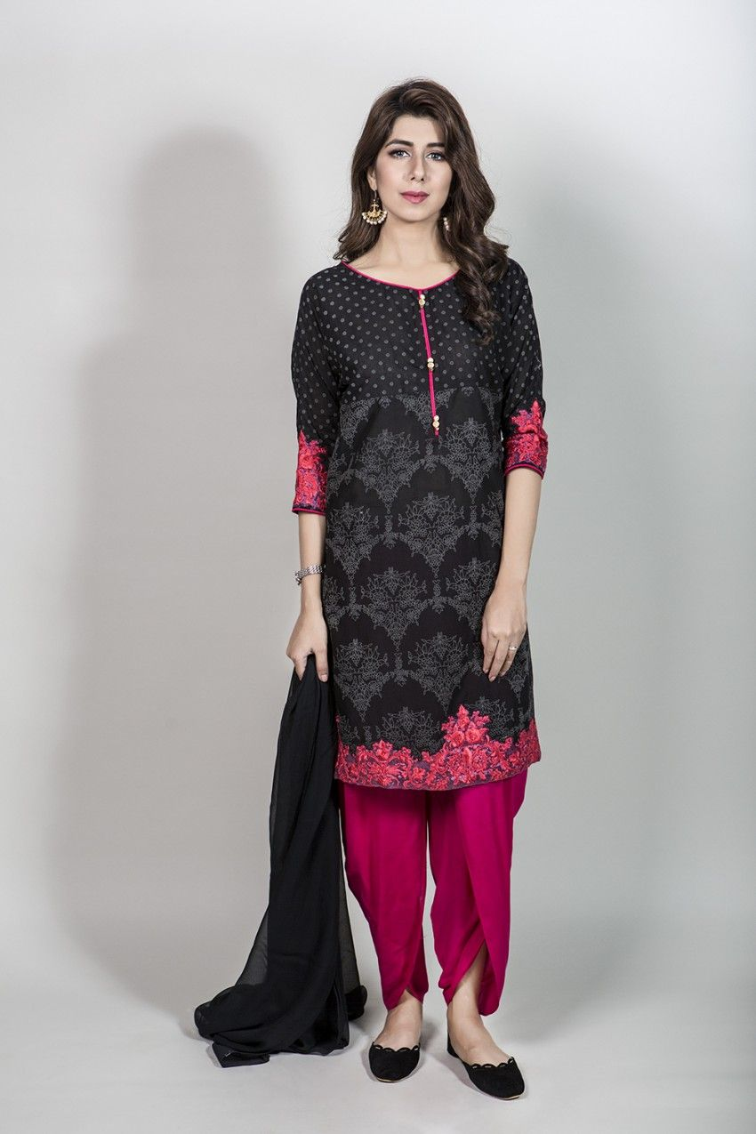 Anees ayesha winter women apparel collection forecast to wear for autumn in 2019