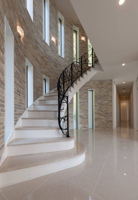 Best 50 Staircases With Tile Flooring Photos Staircase 400 x 300