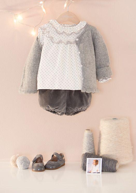 24fe33072 Pili Carrera online, moda infantil online otoño-invierno | Детская ...