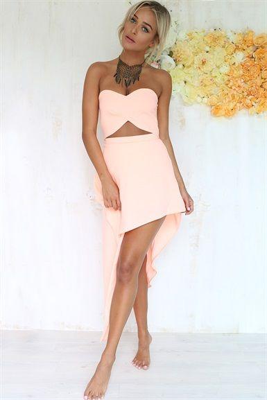 Peach Amor Skirt | SABO SKIRT