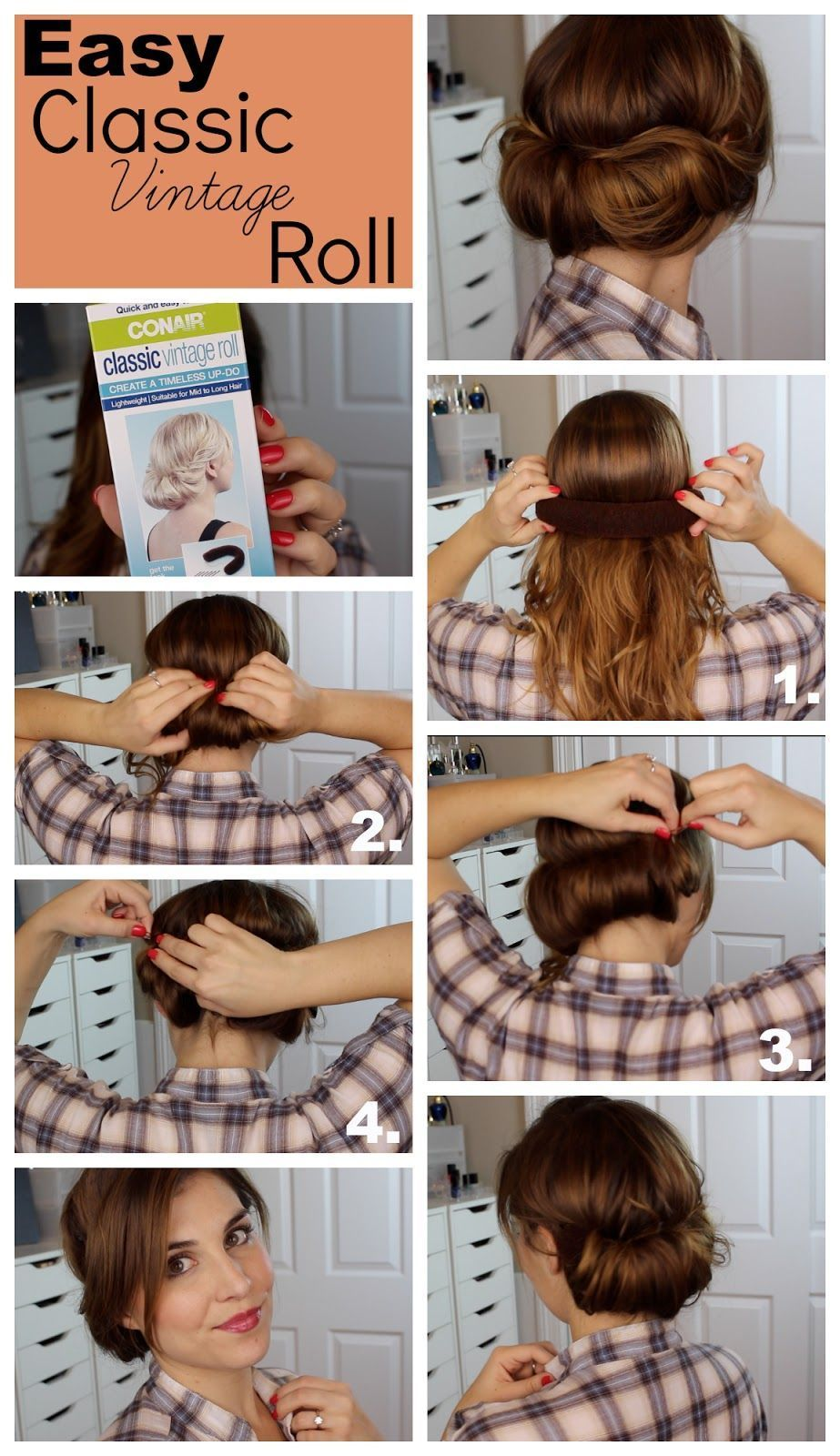 17 Sumptuous Side Simple Vintage Hairstyles Haircuts To Please Any Taste Haircuts Hairstyles Please Simple Hair Styles Short Hair Styles Long Hair Styles