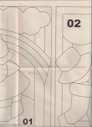 Quili Nº122 Pachwork sin costura - carmen rodriguez la rubia - Álbuns da web do Picasa