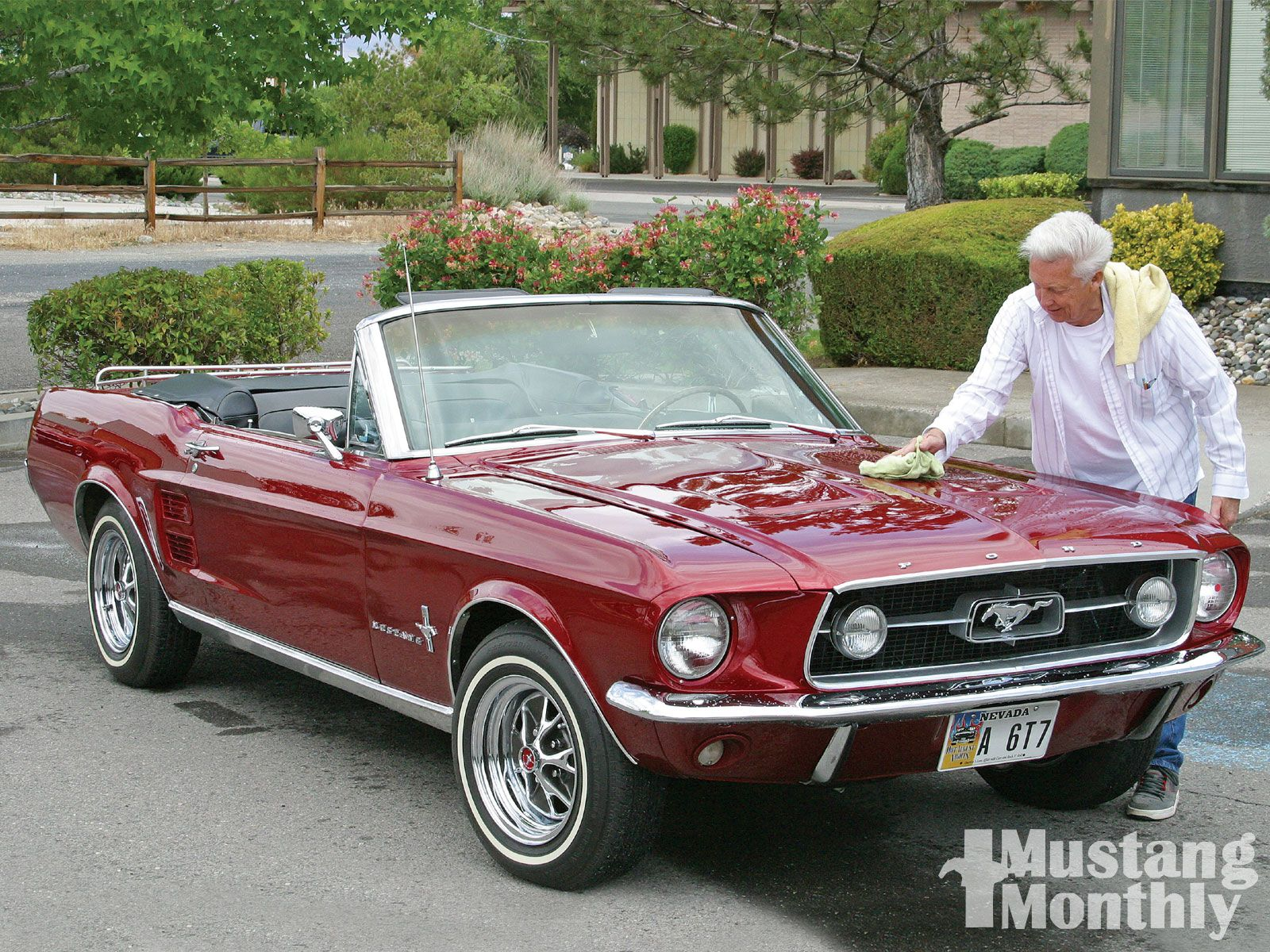 Worksheet. 1967 Ford Mustang Convertible Bud Byrnes  Dad  Pinterest  Ford