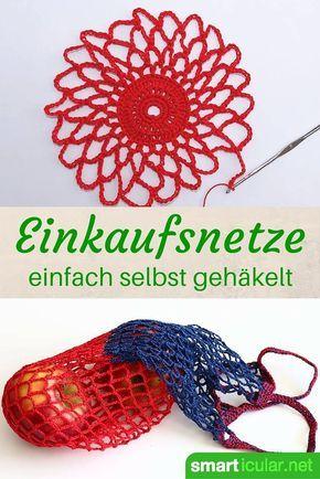 Photo of Einkaufsnetz häkeln – selbstgemachte Alternative zur Plastiktüte