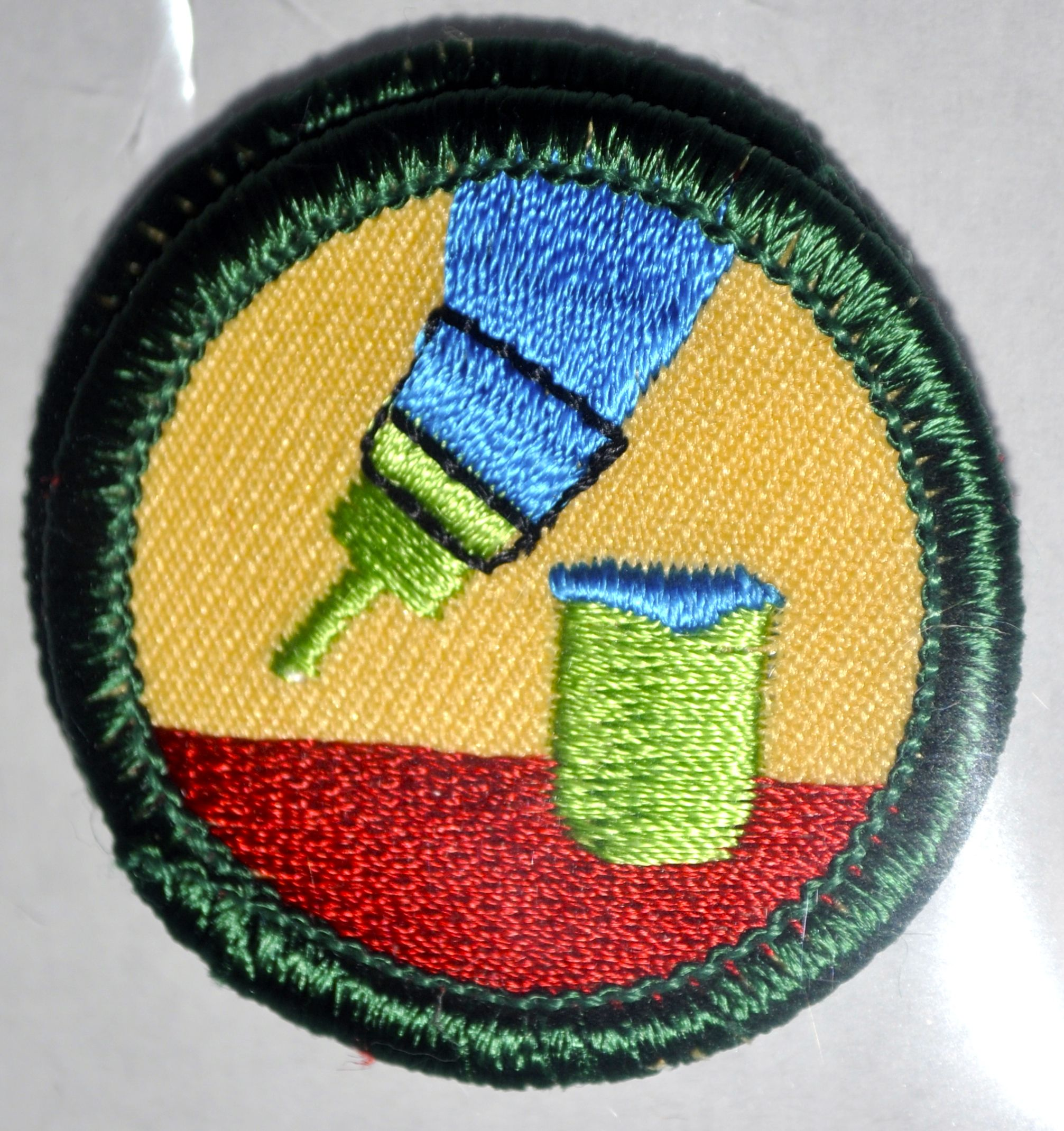 Retired junior girl scout badges do it yourself have it summer retired junior girl scout badges do it yourself have it solutioingenieria Image collections