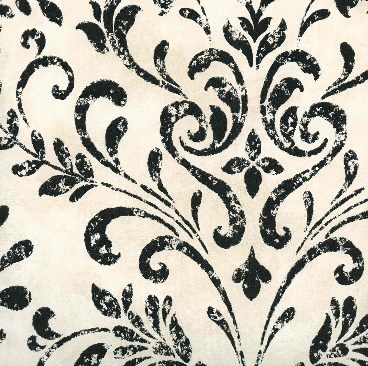 Cheap Damask Wallpaper Styles from B&-M Stores