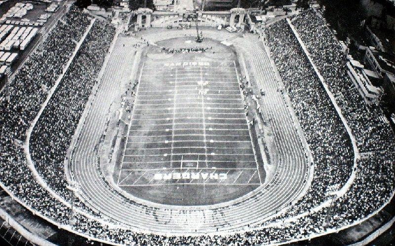 Balboa Stadium History, Photos & More of the former home