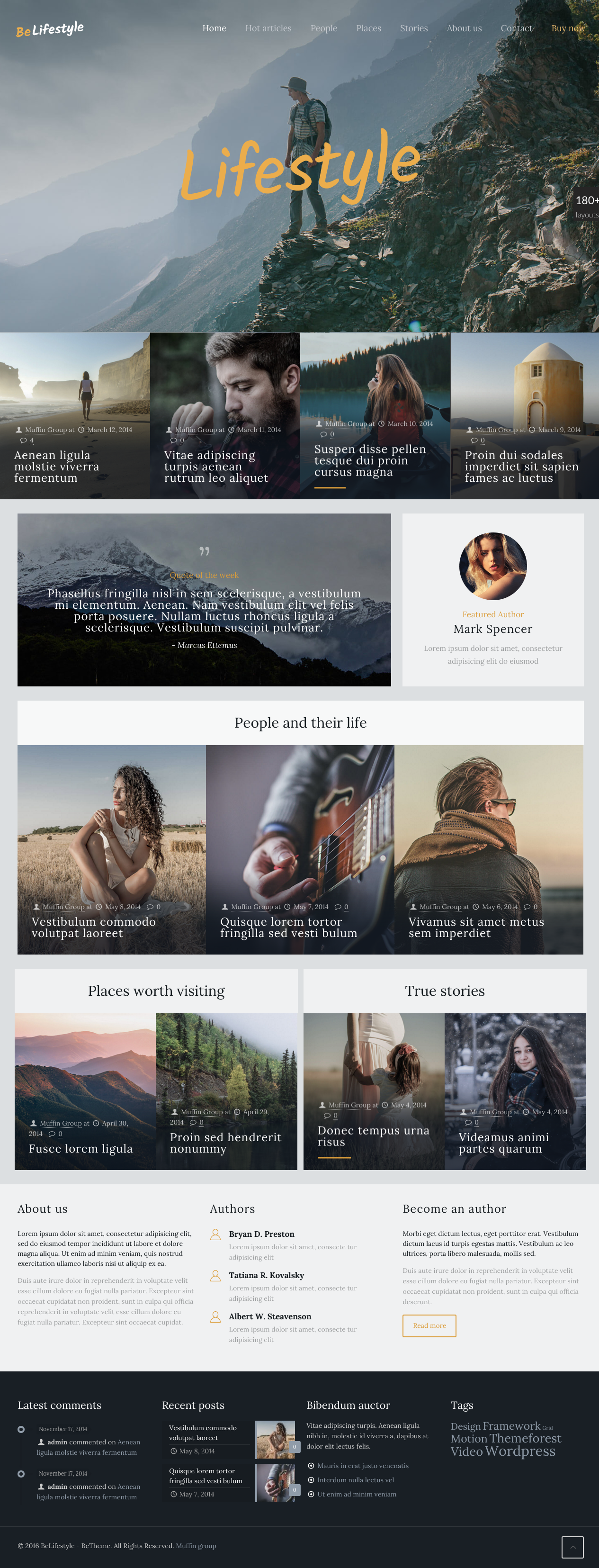 BeTheme - Responsive Multi-Purpose WordPress Theme | Wordpress ...