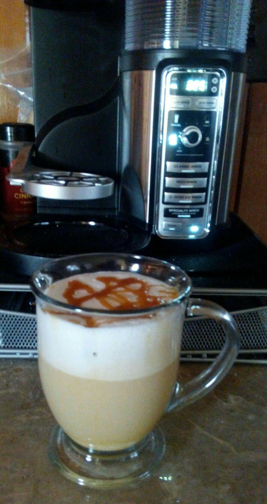 Caramel macchiato ninja coffee bar ninja coffee bar