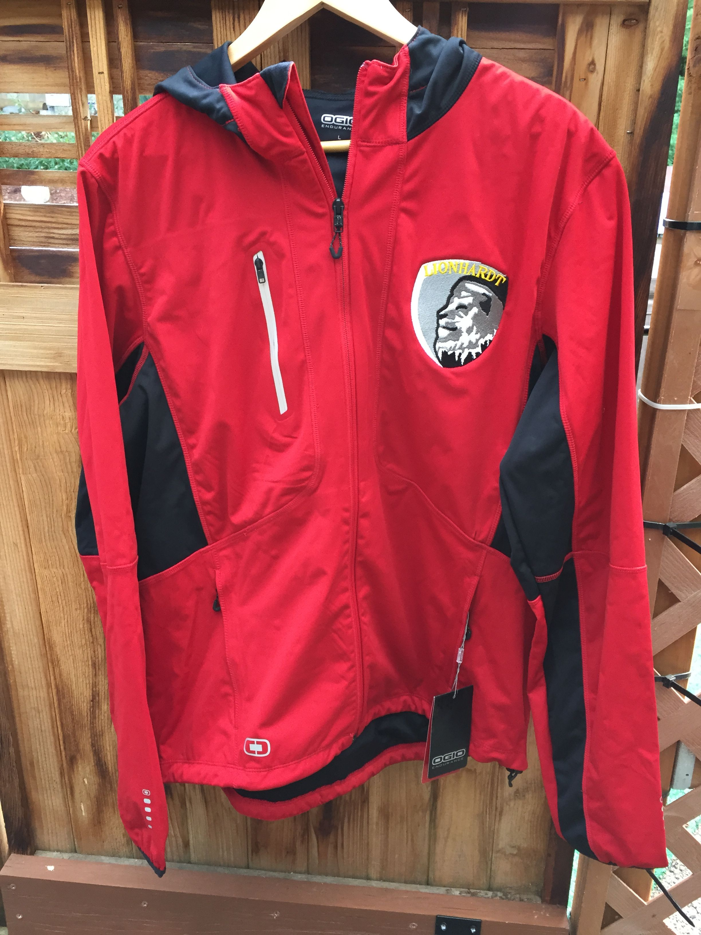 Embroidery/Screen Print Jackets, Custom jacket, Athletic