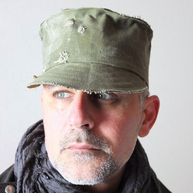 Combat Cap by Urbandon. | Schnittmuster Herren | Pinterest | Nähen ...