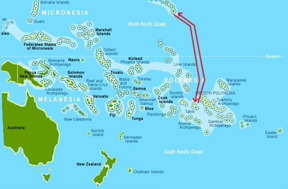 Awesome hawaii to tahiti travelquaz pinterest tahiti and hawaii awesome hawaii to tahiti gumiabroncs Images