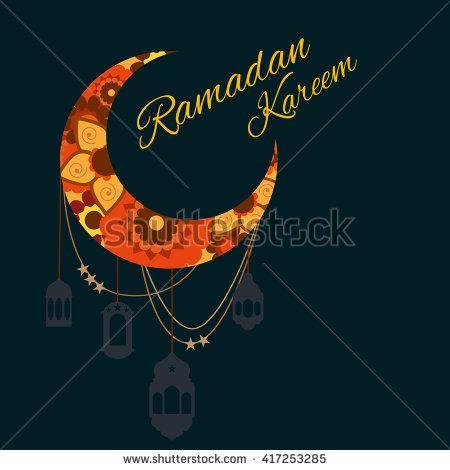 Traditional ramadan kareem month celebration greeting card design traditional ramadan kareem month celebration greeting card design holy muslim culture islamic religion mubarak eid background islam holiday rama m4hsunfo