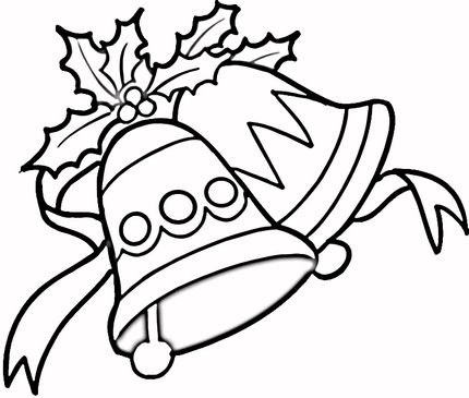 Jingle Bells Coloring Page Supercoloring Com Free Christmas Coloring Pages Printable Christmas Coloring Pages Coloring Pages