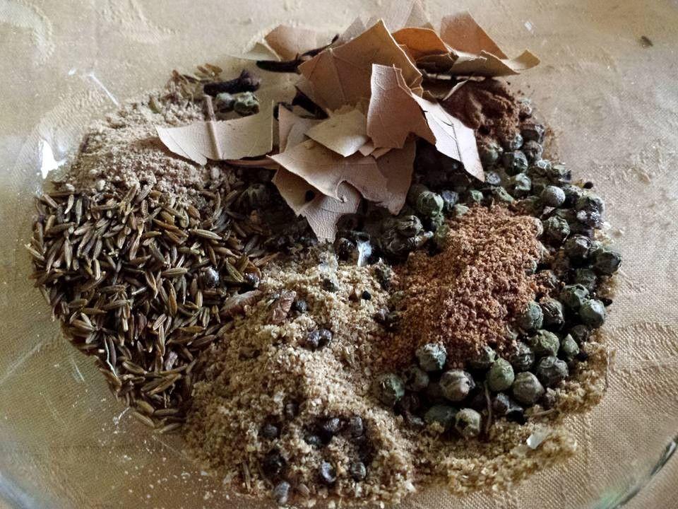 Garam Masala ... curry indiano e pachistano! http://www.ricetteinarmonia.com/ricetta/garam-masala-curry/