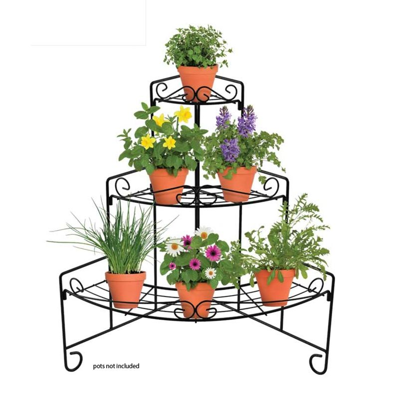 Find Whites Outdoor Corner Heavy Duty Plant Stand At Bunnings Warehouse Visit Your Local For The Widest Range Of Garden Products