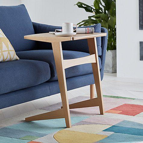 John Lewis Amp Partners Duhrer Sofa Side Table Home