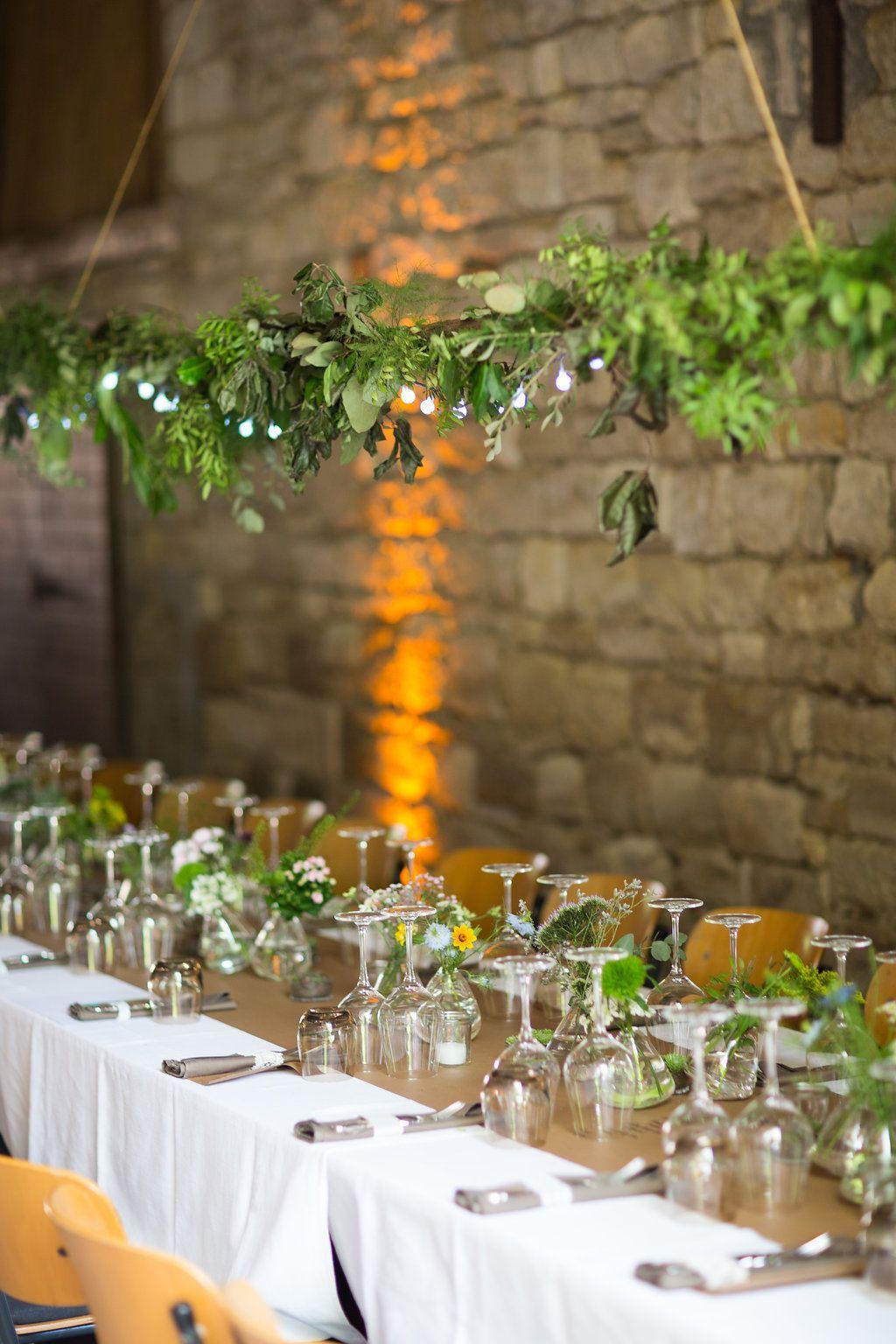 Rustikale Greenery Deko Blumengirlanden Hochzeit Girlande Hochzeit Rustikale Tischdeko