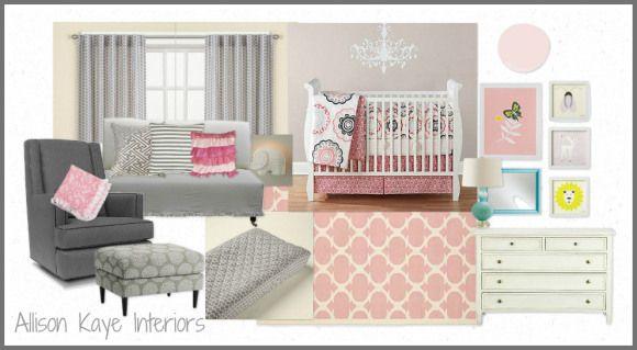 Baby Girl Nursery1