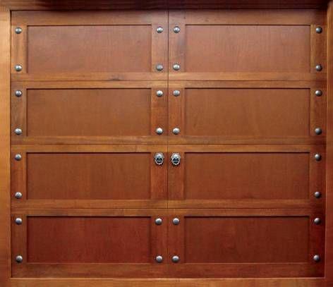 Related Image Wooden Garage Doors Garage Door Makeover Modern Door