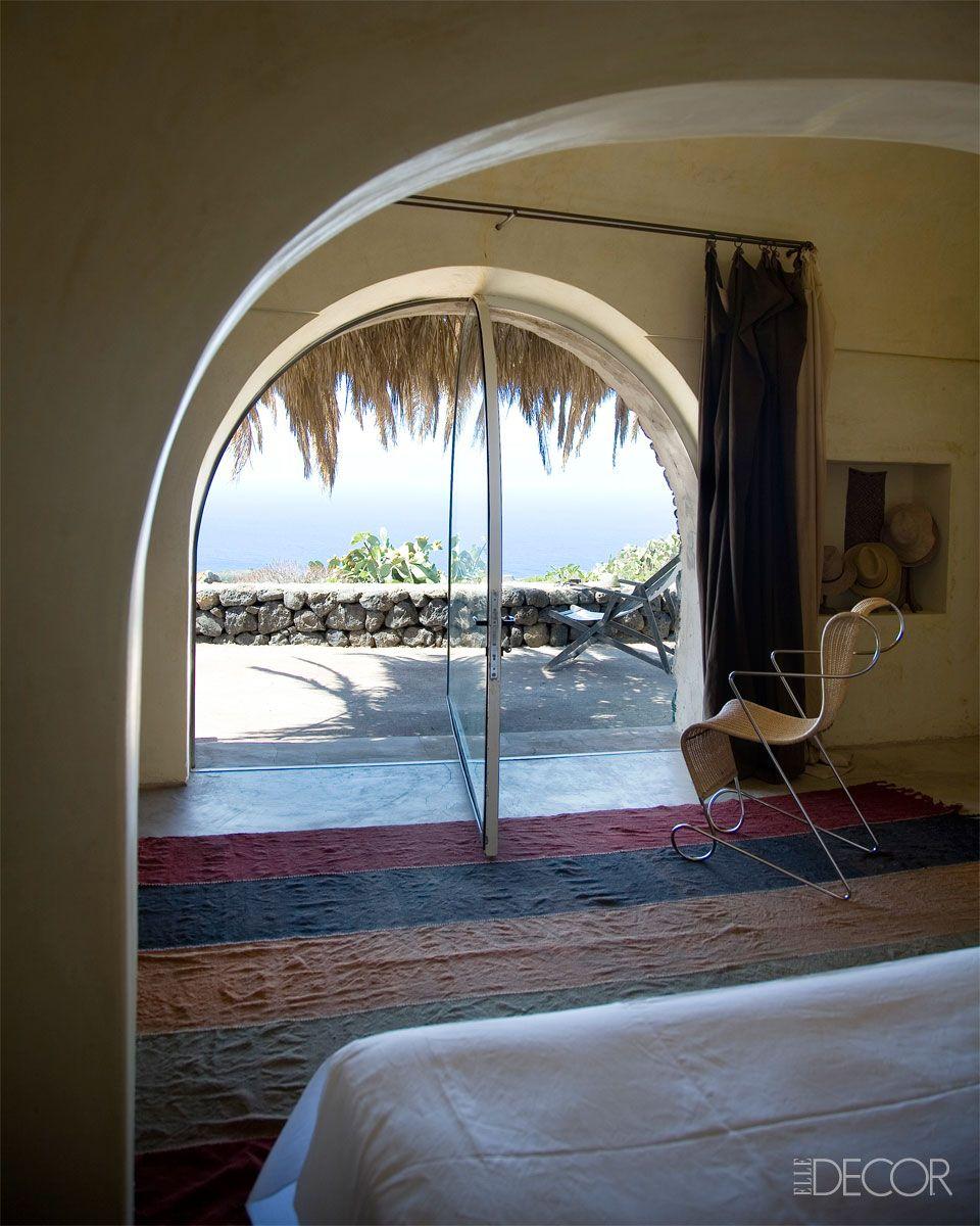 Italian Home Design - Flavio Albanese Interiors - ELLE DECOR