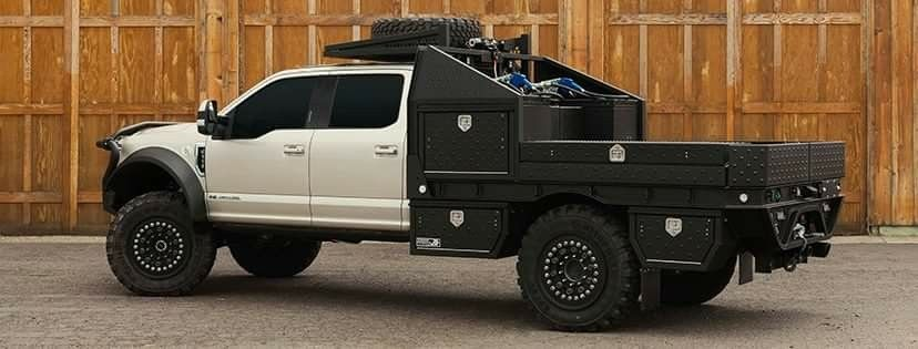 Pin By Johnny Evans On Built Truck Work Truck Custom Truck Beds