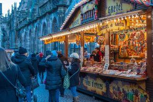 #Kurztrip zum #Weihnachtsmarkt #Paris - Winterromantik in #Frankreich