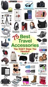 Photo of 75 Genius Travel Accessories You Didn't Know You Needed – Part 1 Do you have th …
